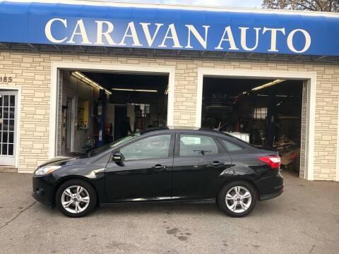 2013 Ford Focus for sale at Caravan Auto in Cranston RI