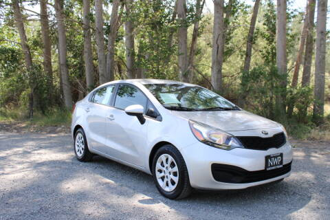 2014 Kia Rio for sale at Northwest Premier Auto Sales in West Richland And Kennewick WA