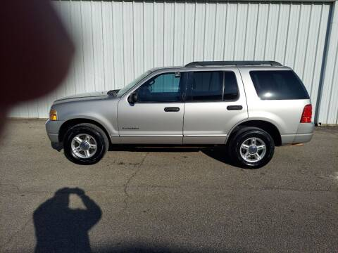 2005 Ford Explorer for sale at Longhorn Motors in Belton TX