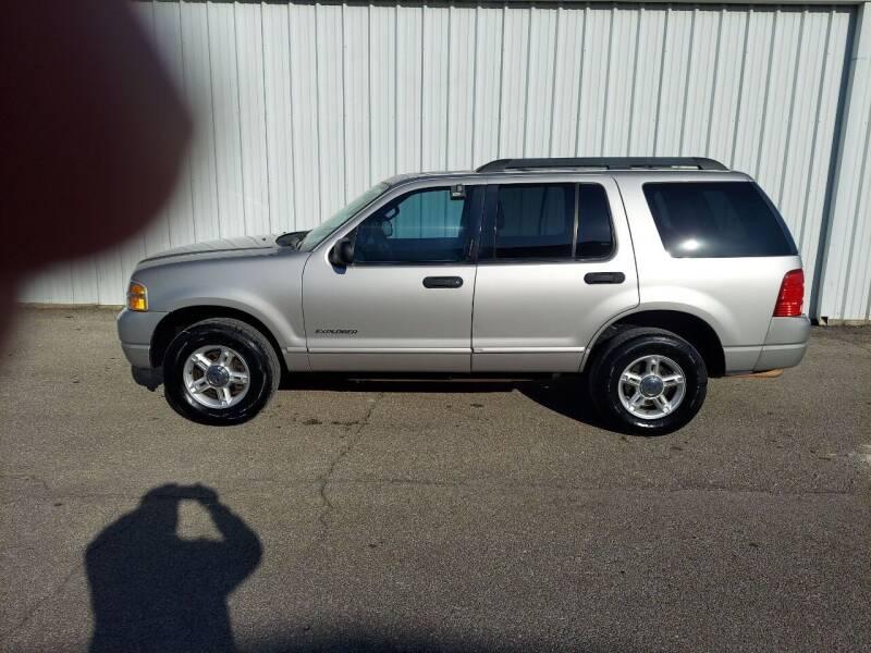 2005 Ford Explorer for sale at Longhorn Motors in Belton TX