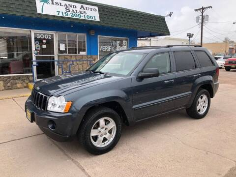 2007 Jeep Grand Cherokee for sale at Island Auto Sales in Colorado Springs CO