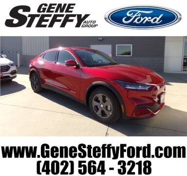 2021 Ford Mustang Mach-E for sale at Gene Steffy Ford in Columbus NE