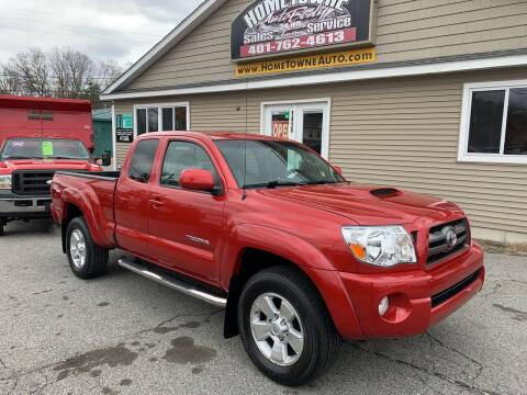 2010 Toyota Tacoma for sale at Home Towne Auto Sales in North Smithfield RI