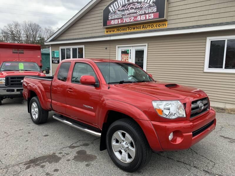 2010 Toyota Tacoma for sale at Home Towne Auto Sales in North Smithfield RI