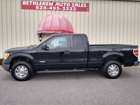 2011 Ford F-150 for sale at Bethlehem Auto Sales LLC in Hickory NC
