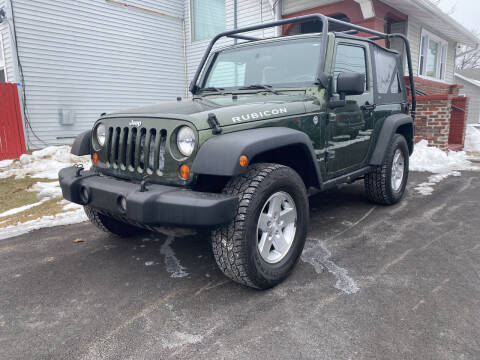 2007 Jeep Wrangler for sale at Action Automotive Service LLC in Hudson NY