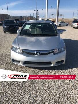 2010 Honda Civic for sale at COYLE GM - COYLE NISSAN - New Inventory in Clarksville IN