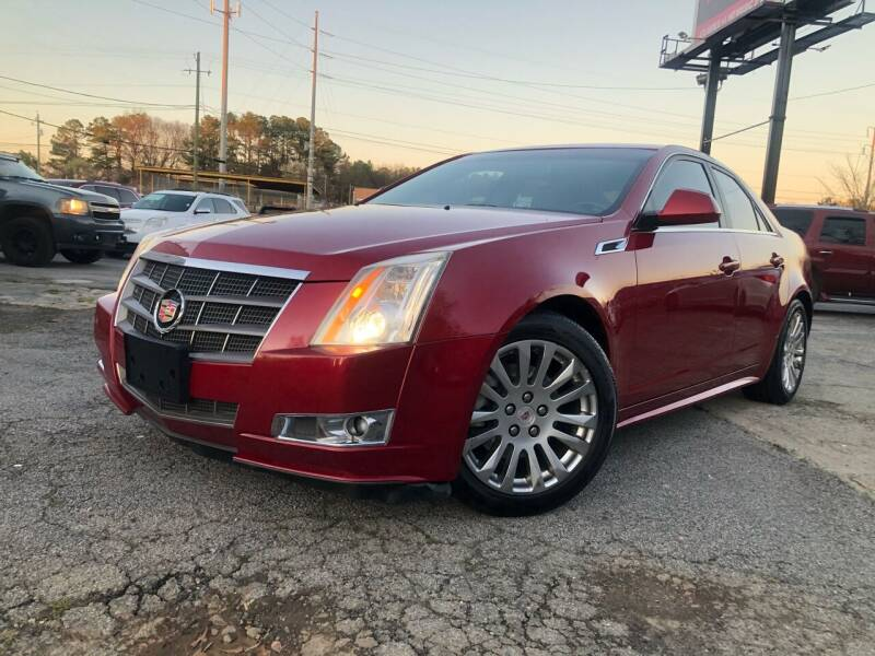 2011 Cadillac CTS for sale at Atlas Auto Sales in Smyrna GA