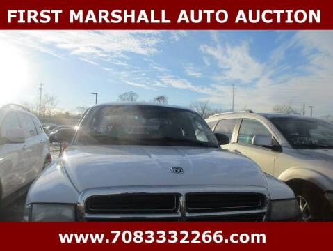 2004 Dodge Dakota for sale at First Marshall Auto Auction in Harvey IL