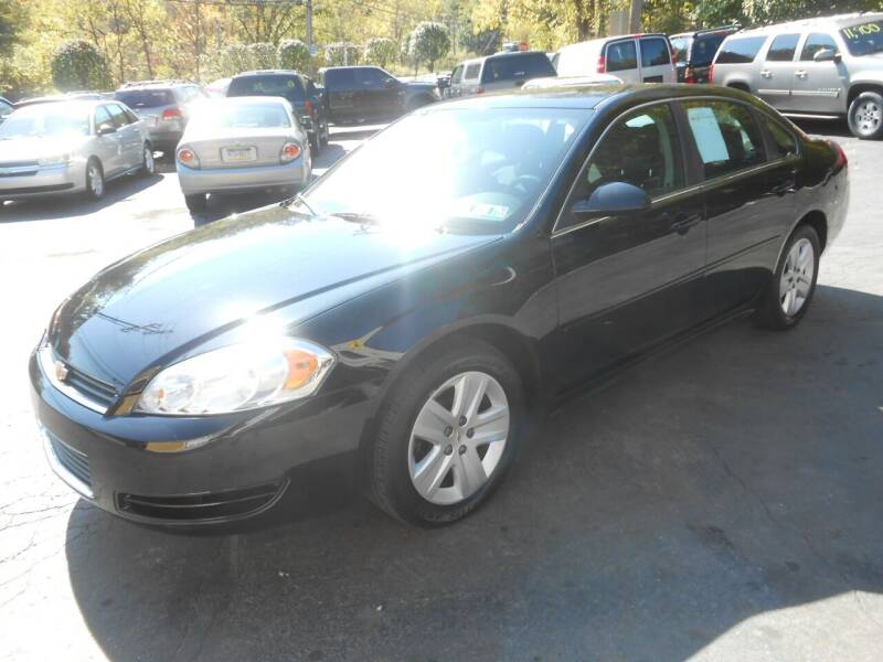 2011 Chevrolet Impala for sale at AUTOS-R-US in Penn Hills PA