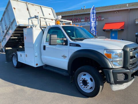2012 Ford F-450 Super Duty for sale at Dorn Brothers Truck and Auto Sales in Salem OR