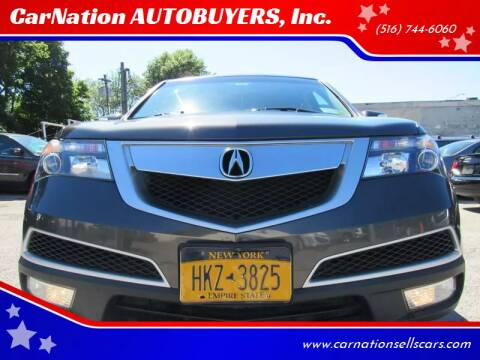 2012 Acura MDX for sale at CarNation AUTOBUYERS, Inc. in Rockville Centre NY
