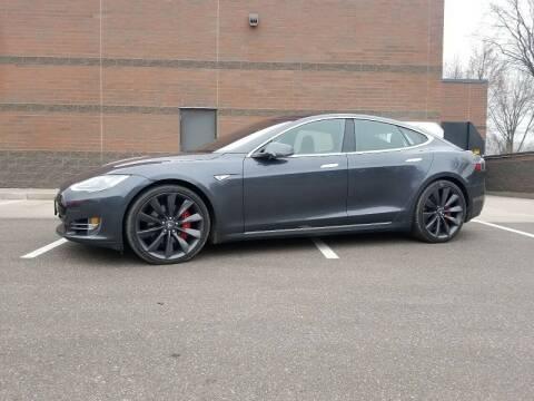 2015 Tesla Model S for sale at T.K. AUTO SALES LLC in Salisbury NC