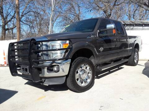 2015 Ford F-250 Super Duty for sale at Speedway Motors TX in Fort Worth TX