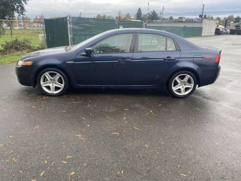 2005 Acura TL for sale at Primo Auto Sales in Tacoma WA