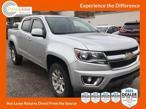 2017 Chevrolet Colorado for sale at Dallas Auto Finance in Dallas TX