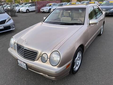 2001 Mercedes-Benz E-Class for sale at C. H. Auto Sales in Citrus Heights CA
