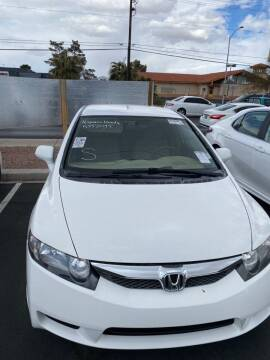 2011 Honda Civic for sale at CASH OR PAYMENTS AUTO SALES in Las Vegas NV