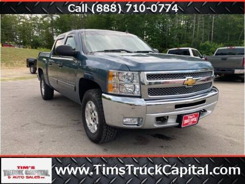 2013 Chevrolet Silverado 1500 for sale at TTC AUTO OUTLET/TIM'S TRUCK CAPITAL & AUTO SALES INC ANNEX in Epsom NH
