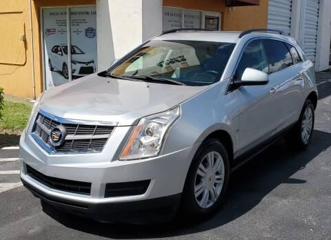 2011 Cadillac SRX for sale at POLLO AUTO SOLUTIONS in Miami FL
