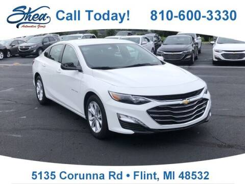 2020 Chevrolet Malibu for sale at Jamie Sells Cars 810 - Linden Location in Flint MI