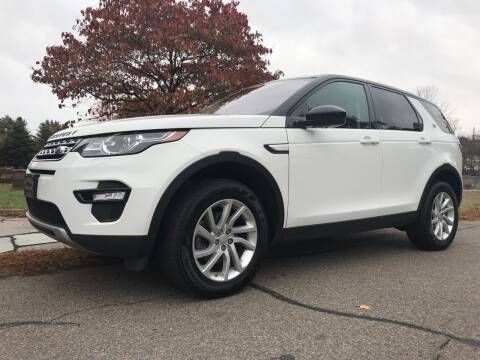 2018 Land Rover Discovery Sport for sale at Reynolds Auto Sales in Wakefield MA