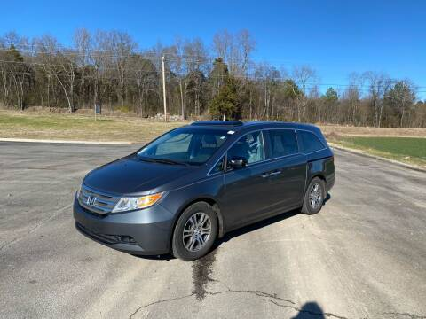 2012 Honda Odyssey for sale at Tennessee Valley Wholesale Autos LLC in Huntsville AL