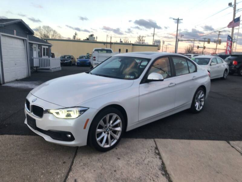 2018 BMW 3 Series for sale at Sharon Hill Auto Sales LLC in Sharon Hill PA