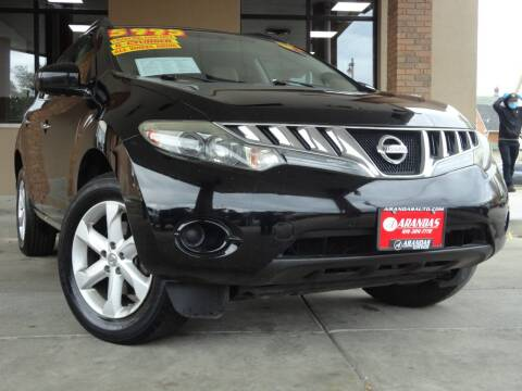 2009 Nissan Murano for sale at Arandas Auto Sales in Milwaukee WI