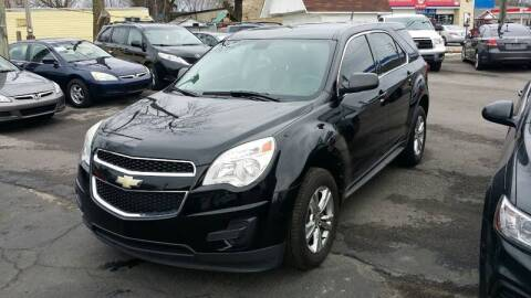 2011 Chevrolet Equinox for sale at Nonstop Motors in Indianapolis IN