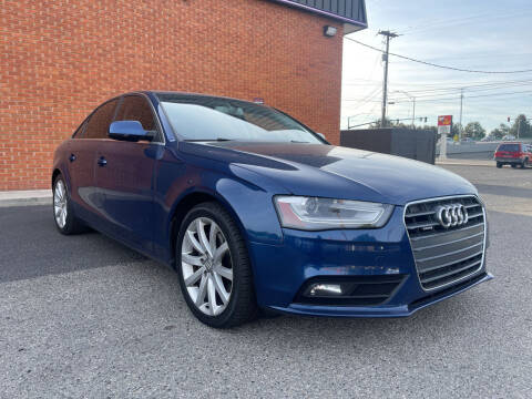 2013 Audi A4 for sale at Boise Motorz in Boise ID