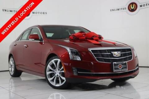 2017 Cadillac ATS for sale at INDY'S UNLIMITED MOTORS - UNLIMITED MOTORS in Westfield IN