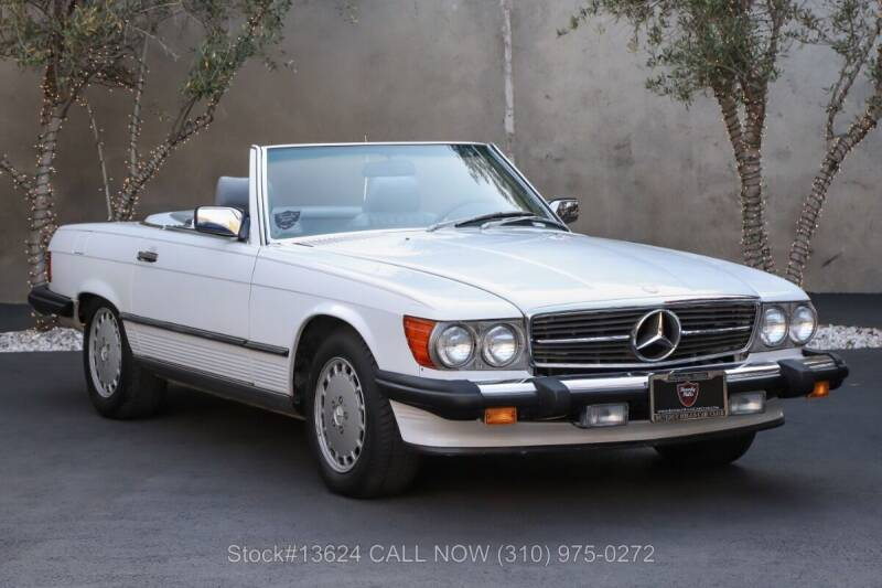 1988 Mercedes-Benz 560-Class for sale in Los Angeles, CA