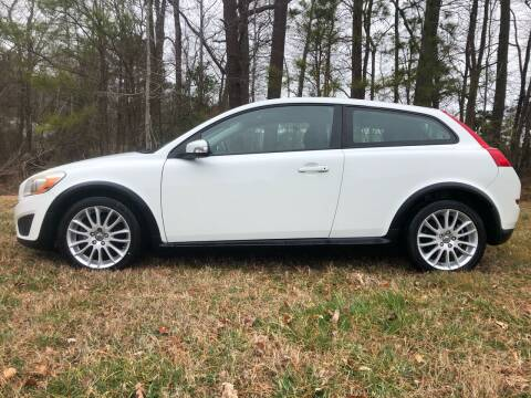 2011 Volvo C30 for sale at Harris Motors Inc in Saluda VA