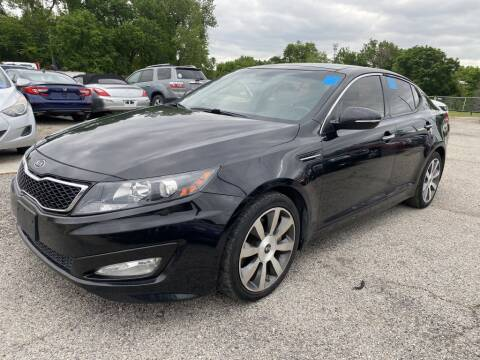 2012 Kia Optima for sale at Pary's Auto Sales in Garland TX