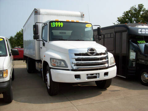 2011 Hino 268 for sale at Summit Auto Inc in Waterford PA