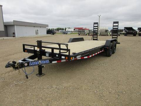 2021 Load Trail CH832214 for sale at Nore's Auto & Trailer Sales - Equipment Trailers in Kenmare ND