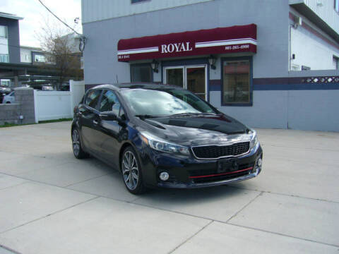 2017 Kia Forte5 for sale at Royal Auto Inc in Murray UT
