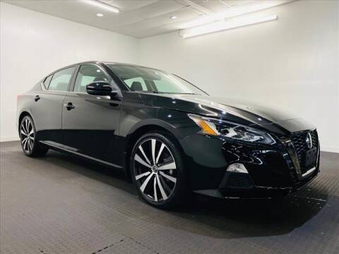 2019 Nissan Altima for sale at Champagne Motor Car Company in Willimantic CT