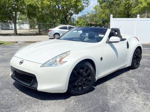 2010 Nissan 370Z for sale at Palermo Motors in Hollywood FL