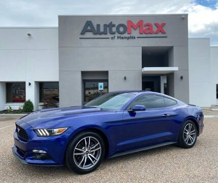 2016 Ford Mustang for sale at AutoMax of Memphis in Memphis TN