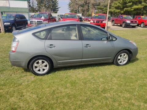 2005 Toyota Prius for sale at SCENIC SALES LLC in Arena WI