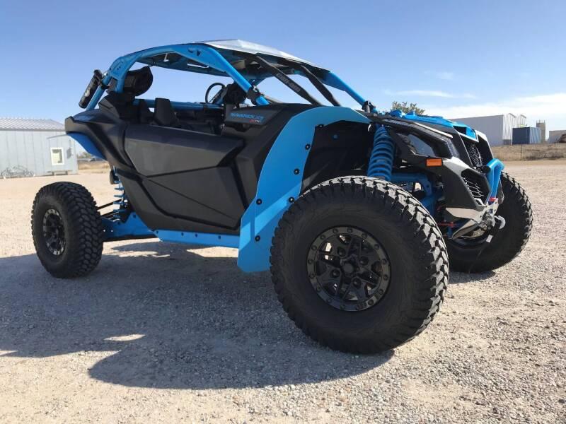 2018 Can-Am Maverick for sale at Double TT Auto in Montezuma KS