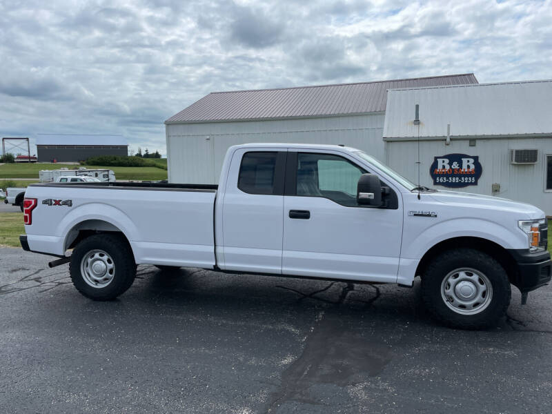 2018 Ford F-150 for sale at B & B Sales 1 in Decorah IA