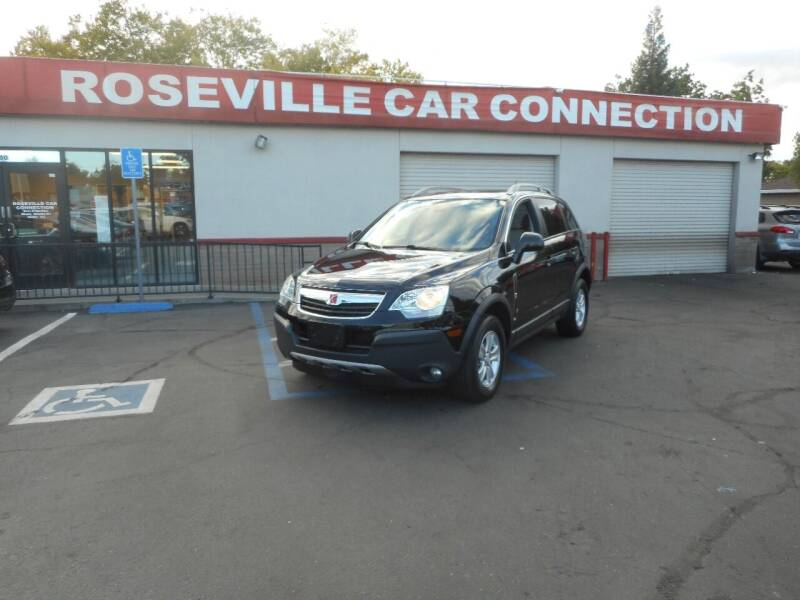 2009 Saturn Vue for sale at ROSEVILLE CAR CONNECTION in Roseville CA