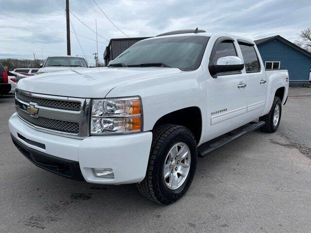 2011 Chevrolet Silverado 1500 for sale at Southern Auto Exchange in Smyrna TN