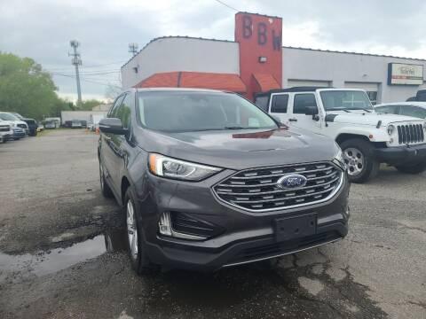 2019 Ford Edge for sale at Best Buy Wheels in Virginia Beach VA