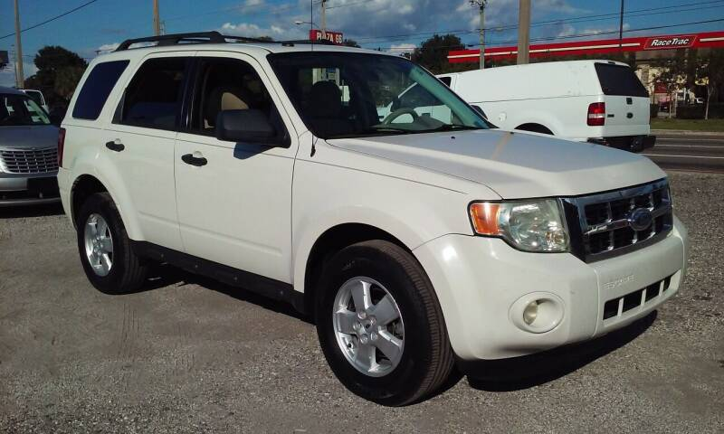 2009 Ford Escape for sale at Pinellas Auto Brokers in Saint Petersburg FL