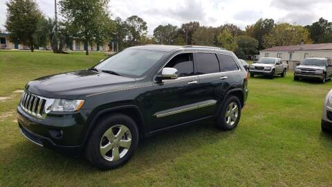 2011 Jeep Grand Cherokee for sale at Lakeview Auto Sales LLC in Sycamore GA