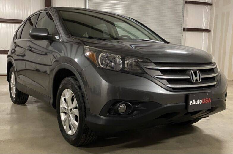 2012 Honda CR-V for sale at eAuto USA in New Braunfels TX